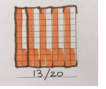 A Decimal Lesson . . . about 13/20 and More