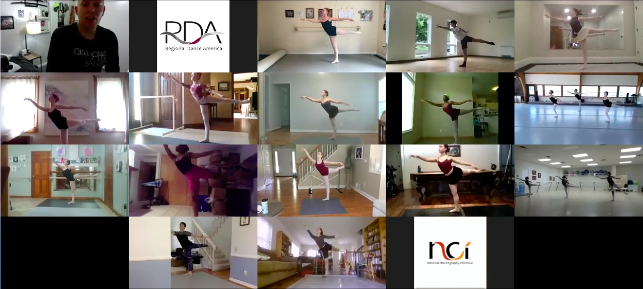 Pivoting Your Programs Increases Possibilities: A Case Study from Regional Dance America