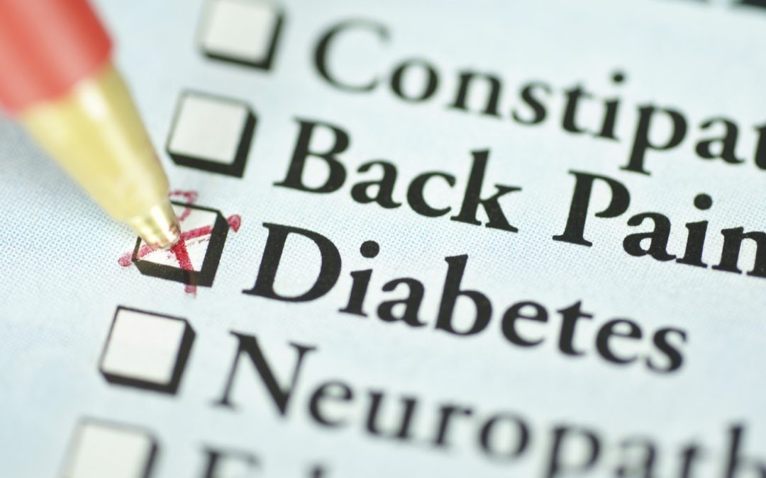 DISABILITY COMPENSATION FOR SECONDARY CONDITIONS CAUSED BY DIABETES