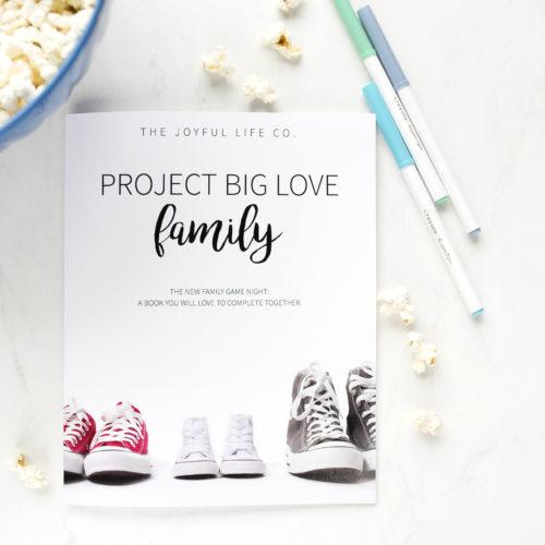 Family Activity Books