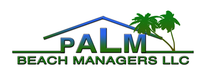 Palm Beach 4 Rent - Logo