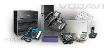 Vodavi telephone upgrades