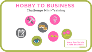 Turn Your Craft Hobby into a Business mini-Training with Amika Ryan | Shepherd like a girl