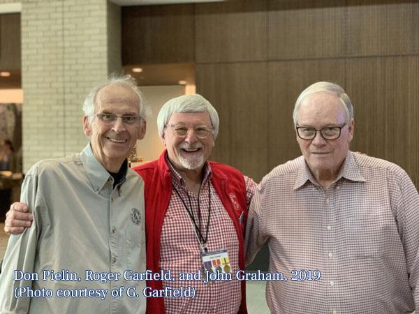 Don, Roger, and John, 2019