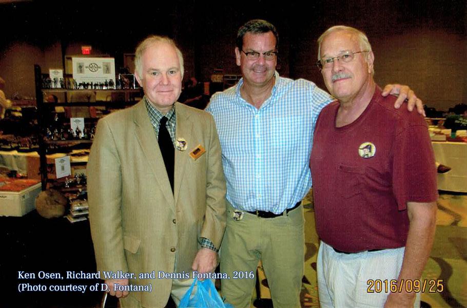 Ken, Richard and Dennis, 2016