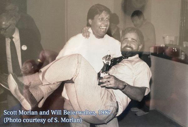 Scott and Will, 1987