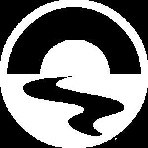 meditation community in Birmingham, AL Cahaba River Sangha Logo