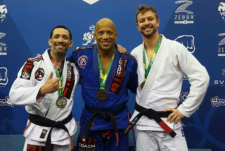 Brazilian Jiu-Jitsu Black Belts who have experienced the Corral's Martial Arts difference