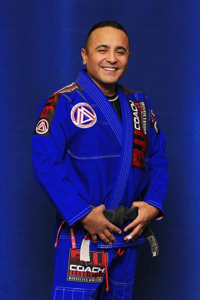 Chris Cortez is a Brazilian Jiu-jitsu Black Belt at Corral's Martial Arts