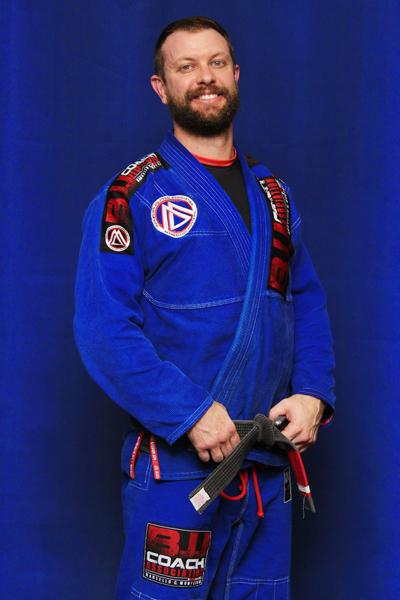 Brett Morgan is a Brazilian Jiu-jitsu Black Belt at Corral's Martial Arts
