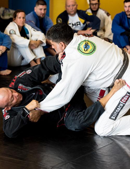 Brazilian Jiu-jitsu Seminar and Belt Ceremony