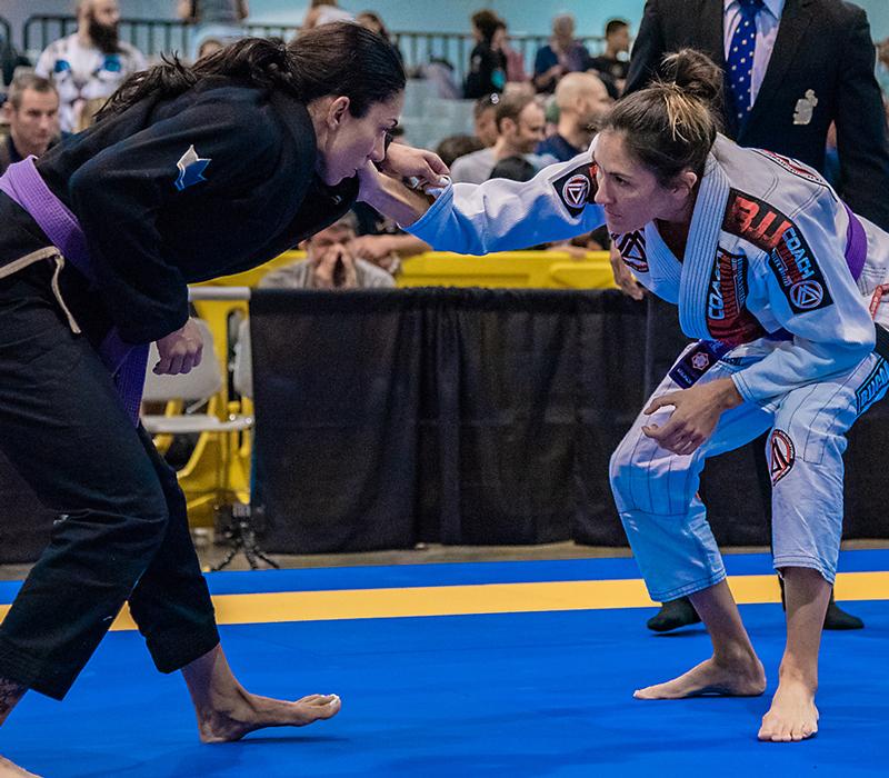 The mental benefits of women's self-defense