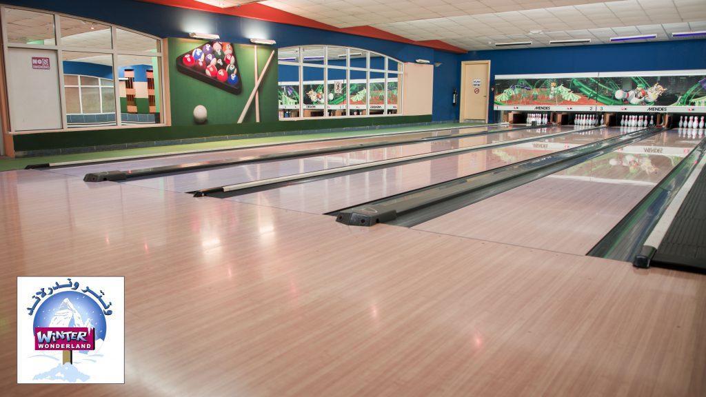 winter wonderland bowling city center doha