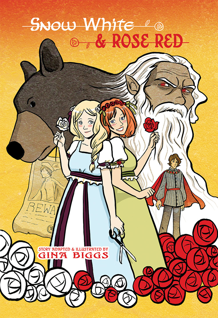 Snow White and Rose Red pg01