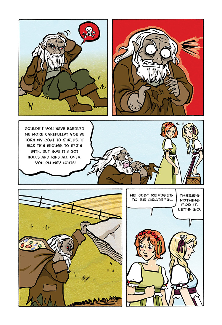 Snow White and Rose Red pg27
