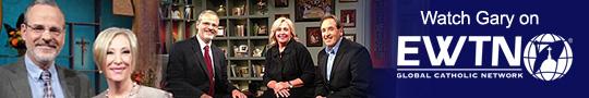 Catholic speaker and author Gary Zimak is a frequent guest on EWTN Catholic TV