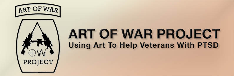 Art of War Project. Using art to help Veterans with PTSD