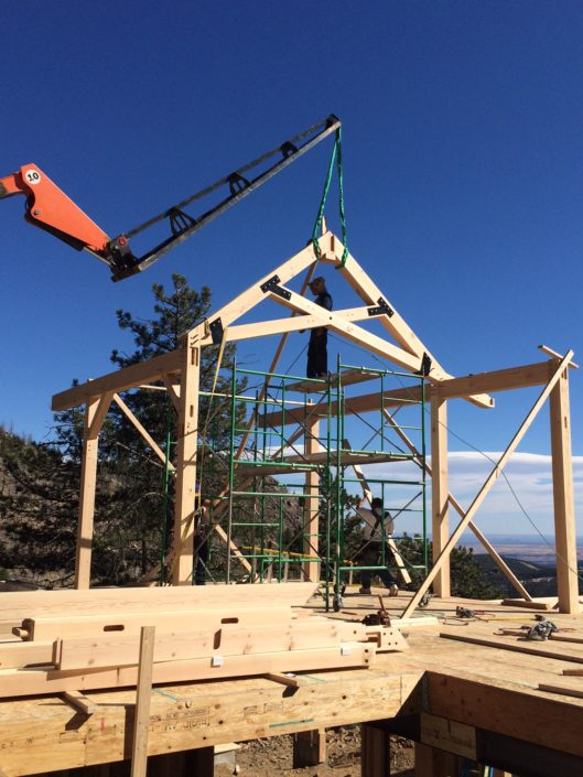 Timberframe Homes Colorado