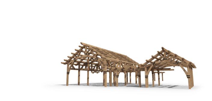Timberframe Tabberson Architects