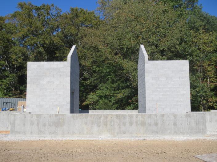 Concrete Greenhouse