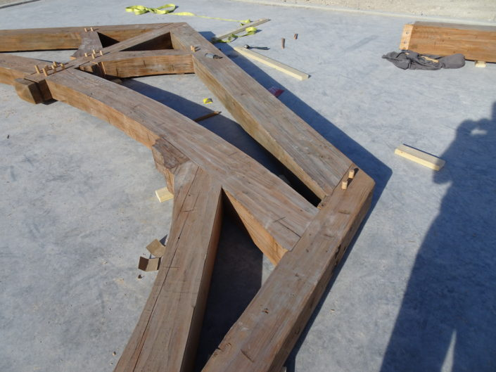 Timberframe Construction Tabberson Architecture in Texas