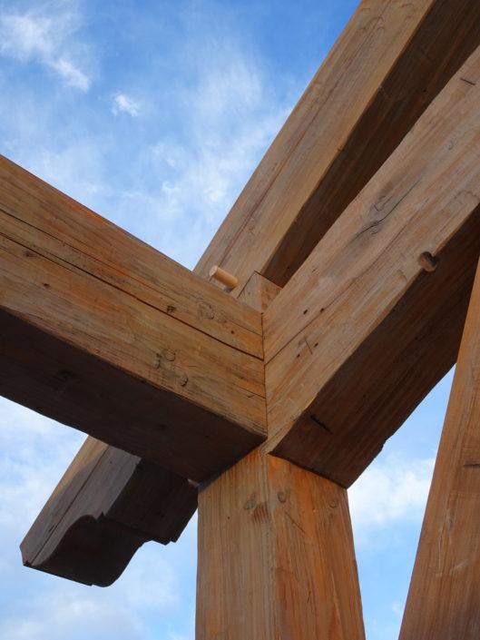 Timberframe Construction Texas