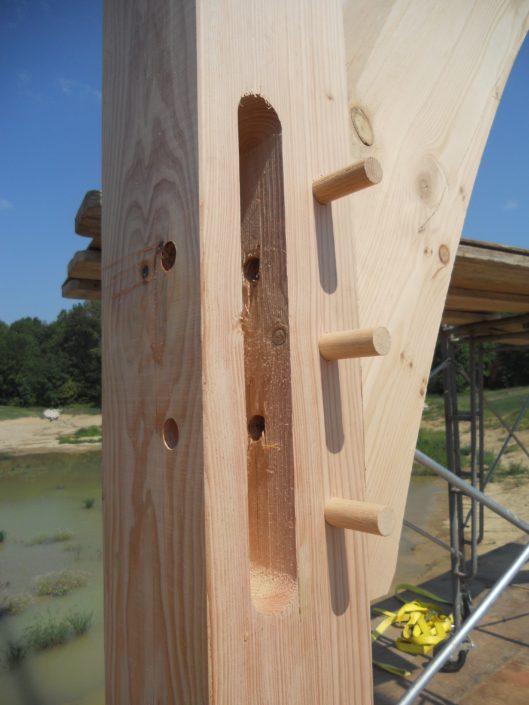 Indiana Timberframe Construction