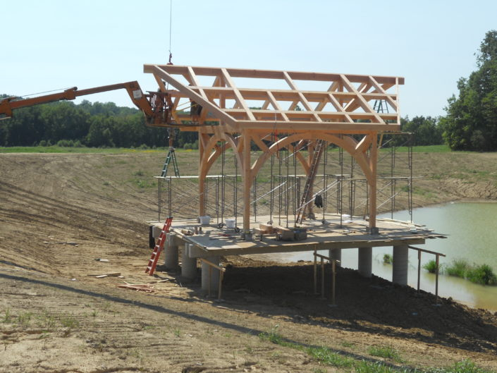 Timberframe Construction Indiana