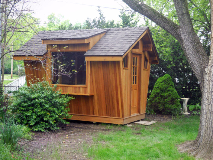 Tabberson Architects Potting Shed