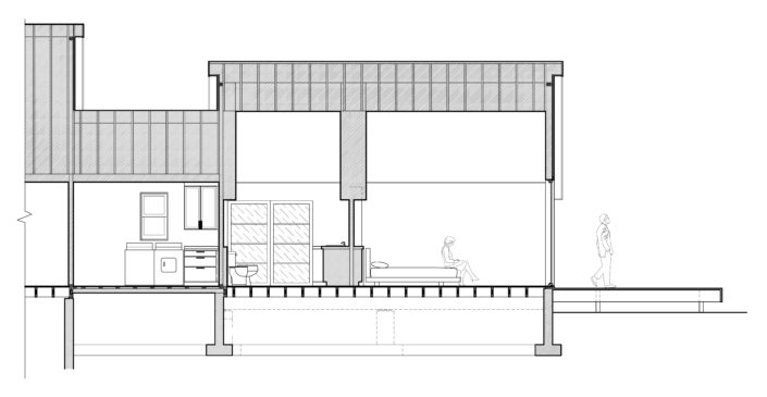 Master Bedroom Addition Tabberson Architects Architecture Drawing Indiana