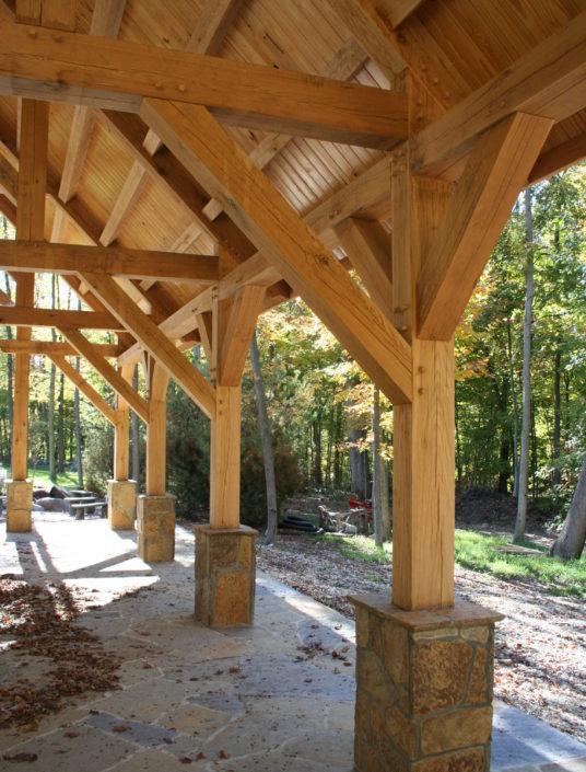 Timberframe Ohio Tabberson Architects