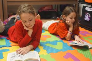 Aftercare Reading Enrichment
