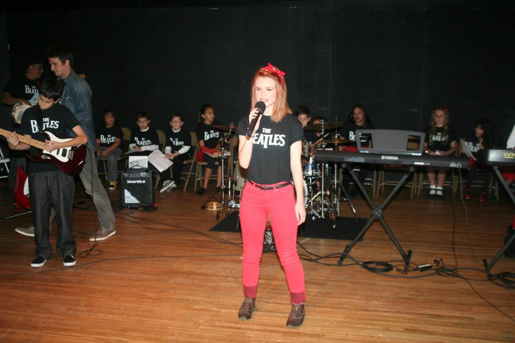 singing & Vocal lessons at Inna's Hall of Fame in Cooper City