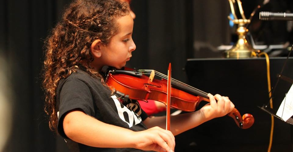 violin lessons at Inna's Hall of Fame in Cooper City