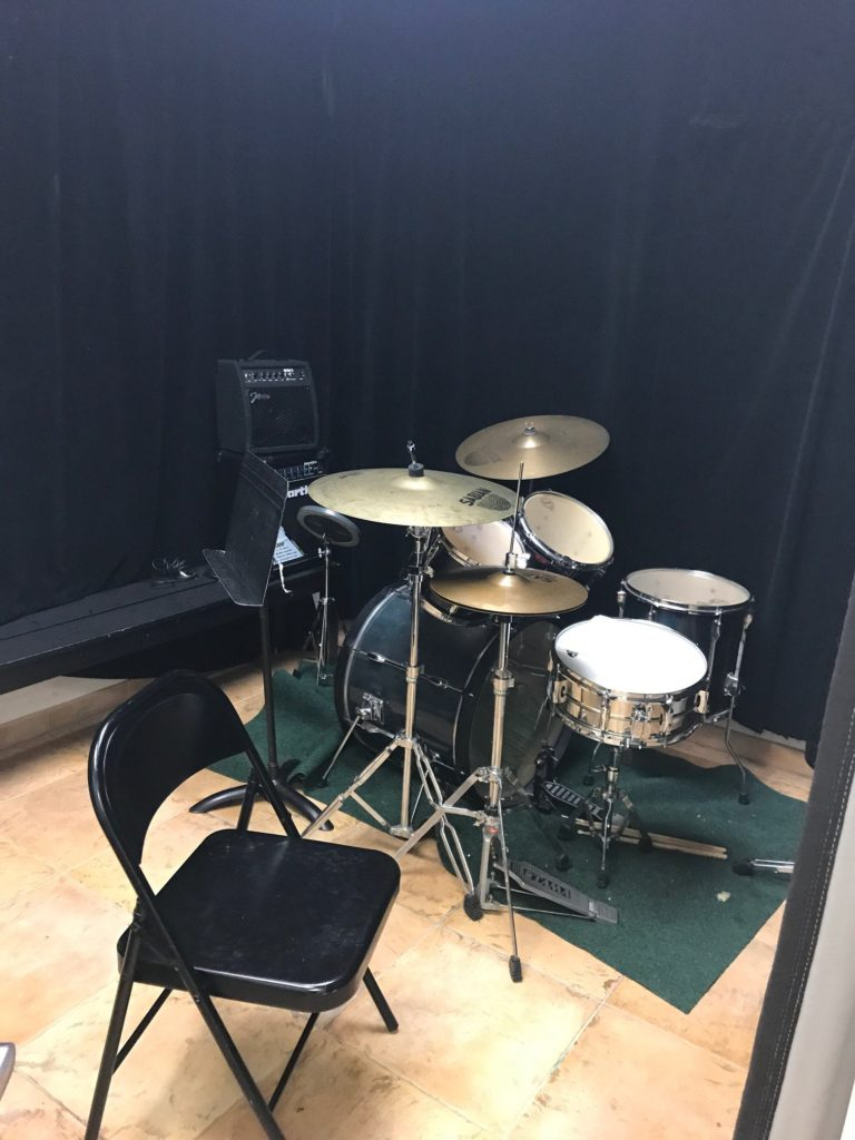 drum lessons at Inna's Hall of Fame in Cooper CIty