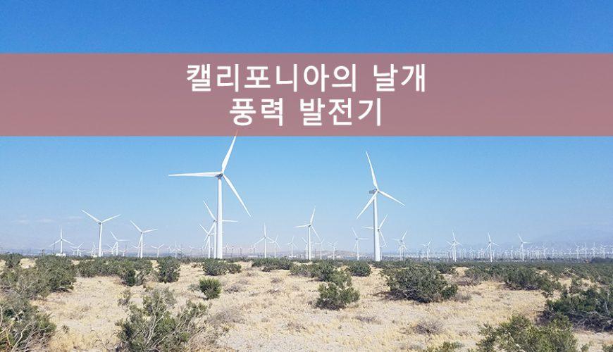 풍력 발전기