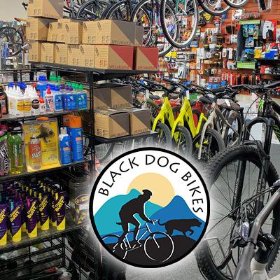 Black Dog Bikes, Staunton VA