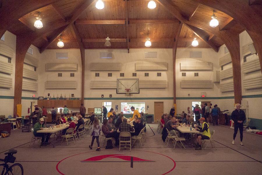 St. Paul's UMC Gym