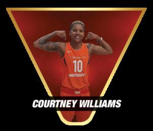 Courtney Williams