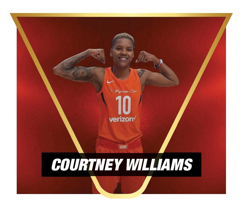 Courtney-Williams
