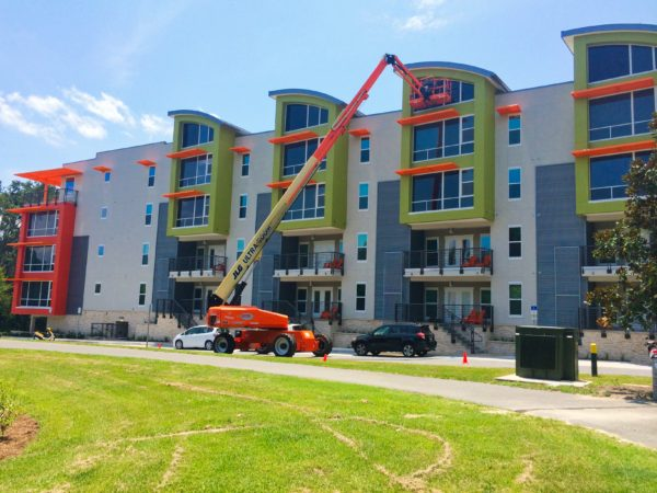 gainesville ocala commercial window cleaning