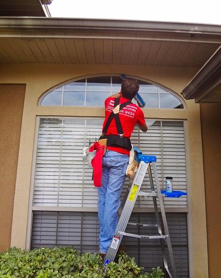 Gainesville Window Washing