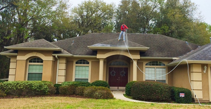 ocala roof washing & cleaning