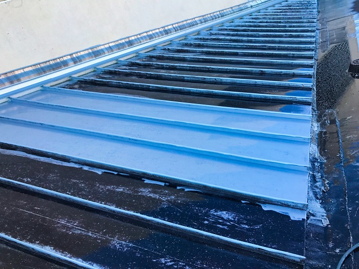 commercial roof cleaning and washing gainesville ocala areas