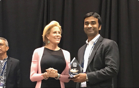 TiE50 Top Startup Award | Zeto Wearable EEG Device