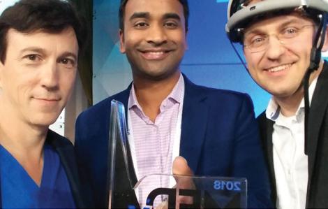 MEDY Outstanding Pitch Award | Zeto Wearable EEG Device