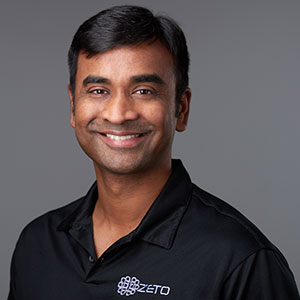 Aswin Gunasekar | Founder & CEO | Zeto, Wireless EEG Company