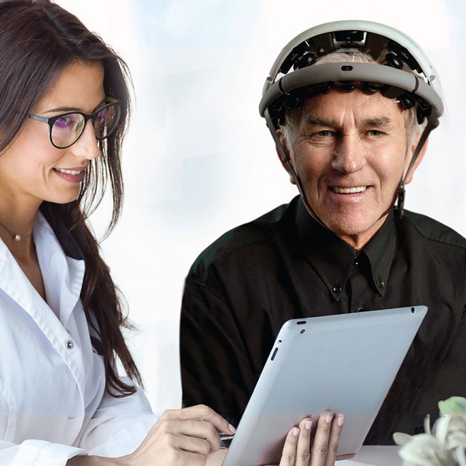 Zeto Wearable EEG Headband