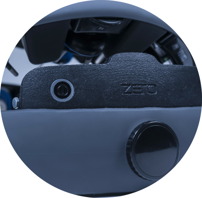 Dynamic Noise Cancellation | Zeto Dry EEG Headset Component