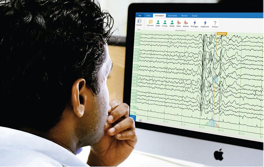 Zeto EEG For Hospitals